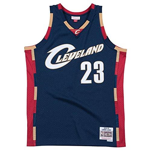 Mitchell & Ness Lebron James Cleveland Cavaliers 2008-09 Swingman Jersey - L