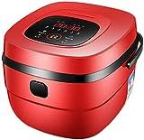 Cocina de arroz inteligente con alta capacidad de calefacción de 24 horas y 6 cuentan con múltiples funciones para la cocción de hasta 6 personas