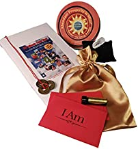 Feng Shui - Money Manifestation Kit ~ Increase Your Wealth, Prosperity & Abundance, Includes Step by Step Book & Tools That Guide You to Greater Money, Fortune & Riches…