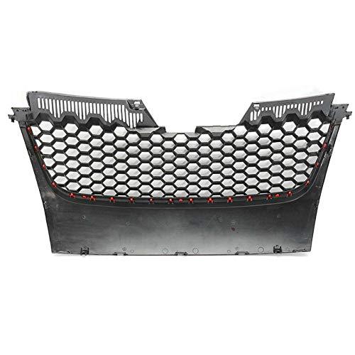 Carrocería Rejillas radiador para VW Mk5 para Golf para Jetta GTI GT Sport 2006-2011 2012 2013 2014 2015 2016 2017 2018 Parrilla De Parachoques Delantero De Coche