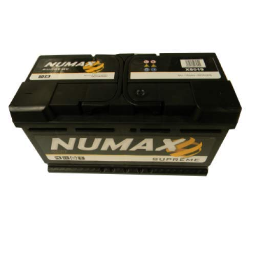 Batterie de voiture 100ah