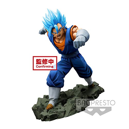 Dragon Ball Z - Dokkan Battle Collab - Super Saiyan God Vegetto Figurine - 16 cm