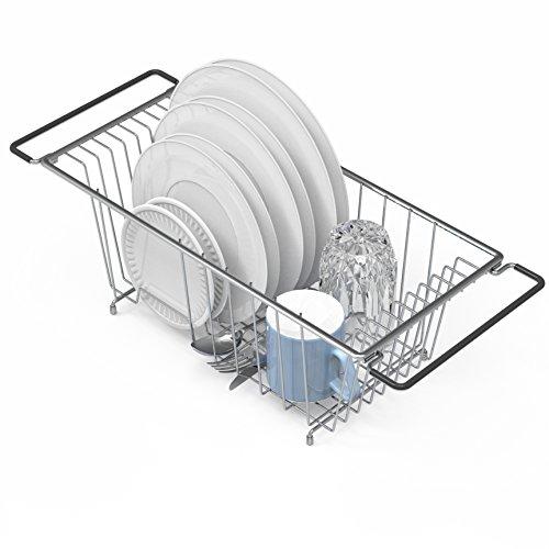 Simple Houseware Over Sink Rack