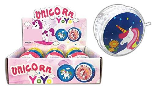 Yoyo Unicornio - Yo Yos Infantiles para Niños Originales Detalles para Cumpleaños y Comuniones