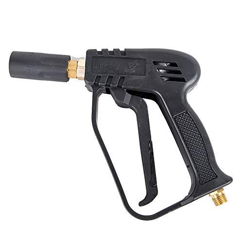 Haol Pistola Agua De Lavado Coches En Forma Abanico Alta Presión Plástico Multifuncional, Máquina Limpieza Pistolas Agua Jardín Cabeza Pistola De Agua