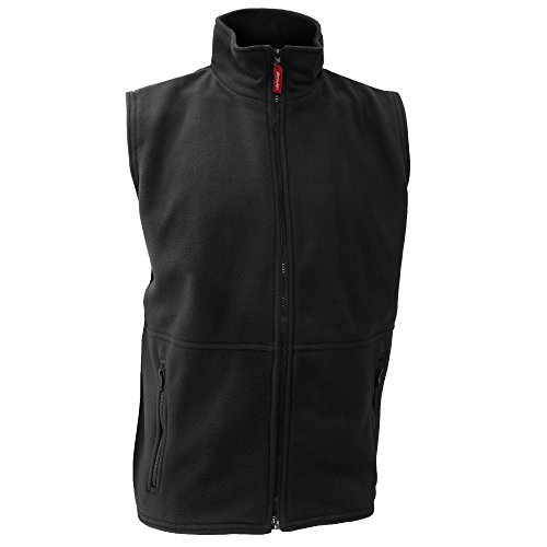 Result Active Herren Fleeceweste XL,Schwarz