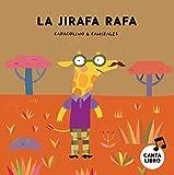 La jirafa Rafa (Español Nube de Cartón)