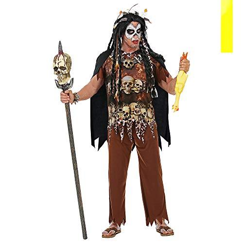 Widmann Erwachsenenkostüm Voodoo Priester XL