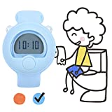 Pottywin Potty Training Watch - Potty Training Watches for Toddler Girls - Water Resistant Potty Trainer for Boys, Girls, Toddlers - Easy to Wear and Set-Up (Blue)