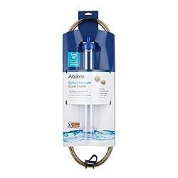 Aqueon Siphon Vacuum Aquarium Gravel Cleaner