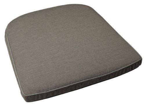 Best 02571233 Sitzkissen konisch, 45 x 47/40 x 6 cm, Dessin 1233