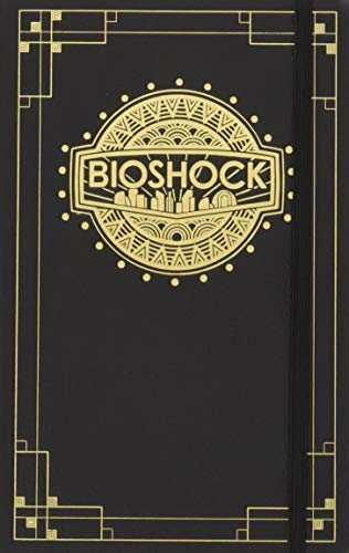 Bioshock Hardcover Ruled Journal (Gaming)