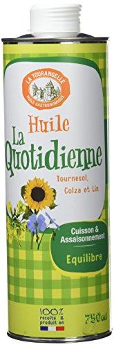 La tourangelle Huile la Quotidienne 750 ml