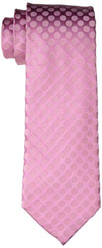 Alvaro Castagnino Men's Necktie (Alt134_pink_one Size, Pink)