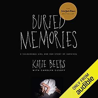 Buried Memories audiobook cover art