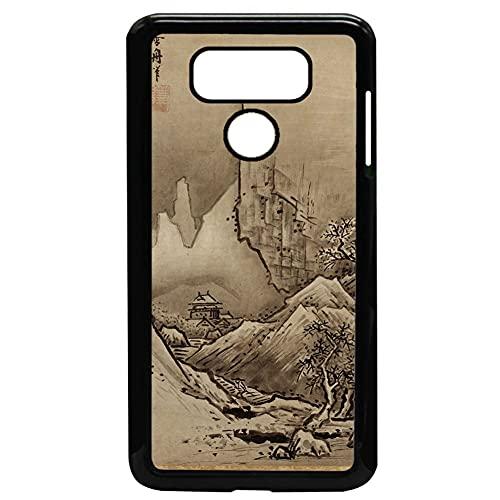 Estupendo Chicas Impresión Asian Chinese Painting 2 Compatible para LG G6 Cajas De Teléfono Pc
