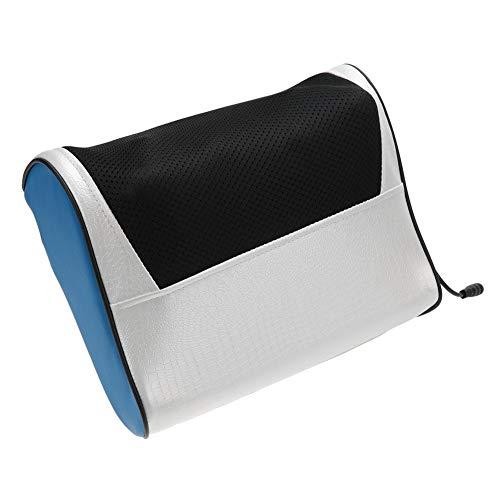 Preisvergleich Produktbild Multifunktions Massage Kissen,  Massagekissen für den Schulte,  Hals und Taille,  Infrarot Wärmemüdigkeitsentlastung Entspannen Sie sich Rückenmassage Zugvorrichtung