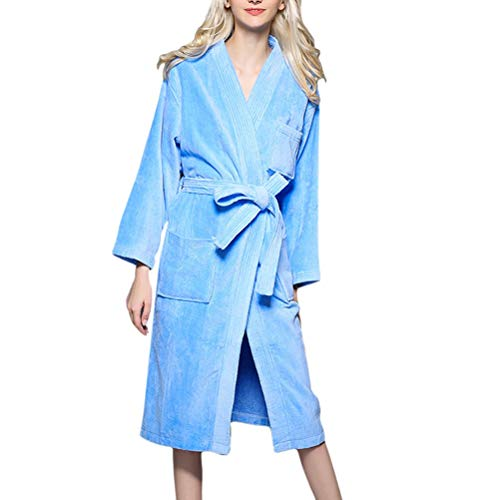 Heren en dames Super Bath Terry Towelling Soft Robe Morgen Fashionable Completi mannen Cotton Baden Mannen wrap Housecoat voor volwassenen Gym Shower Spa Hotel