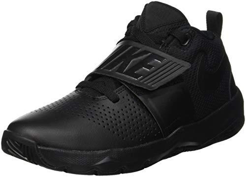 Nike Jungen Team Hustle D 8 (gs) Basketballschuhe, Schwarz (Black/Black 013), 38 EU