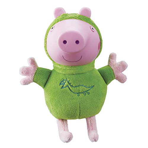 Peppa Pig - Peluches con luz Glow Friends (George)