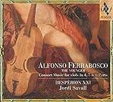 Ferrabosco: Consort Music for Viols in 4, 5 & 6 Parts