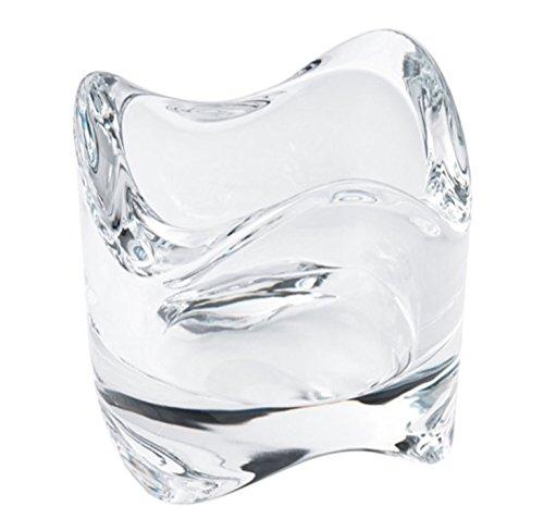 Ikea Vasnas Teelichthalter, Glas, transparent, 6 Stück
