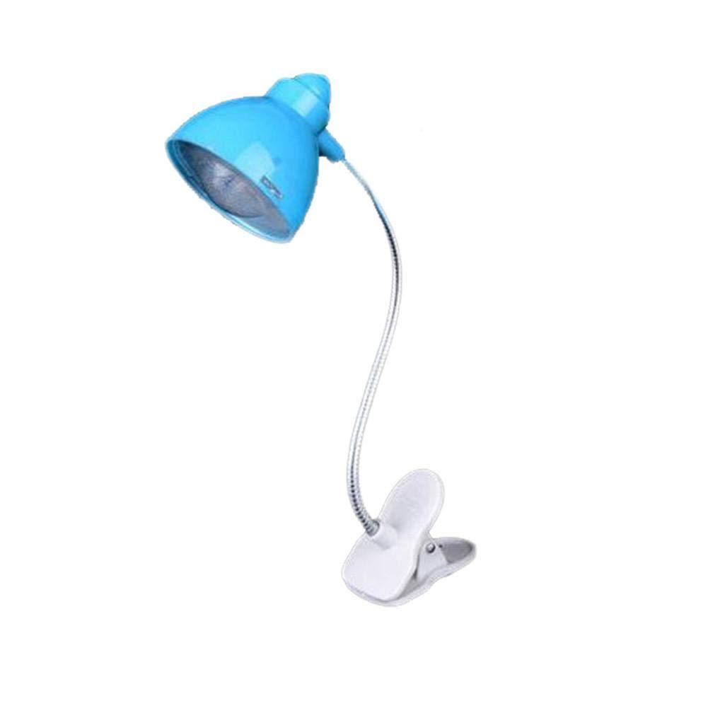 Rouge E27 /à LED Base de Lampe de Bureau Domybest Lampe de Bureau /à Pince sans Ampoule Support Universel pour Ampoule AC 110-220V douille E26