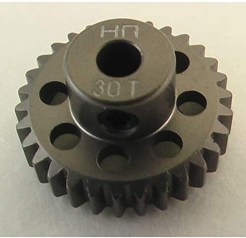 Hot Max 87% OFF Max 58% OFF Racing HAG830 30 Tooth 48 Aluminum Pitch Gear Pinion Hard