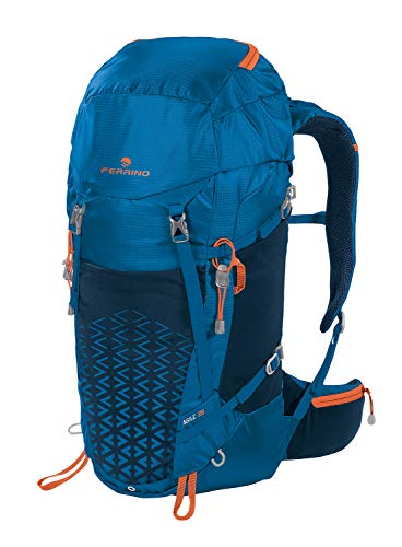 Ferrino Agile 25 Rucksack, Unisex, Erwachsene, Blau, 25