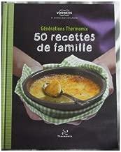 Livre Thermomix 50 recettes de Famille