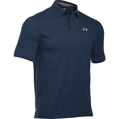 Under Armour Charged Cotton Scramble Polo - Polo de Manga Corta Hombre