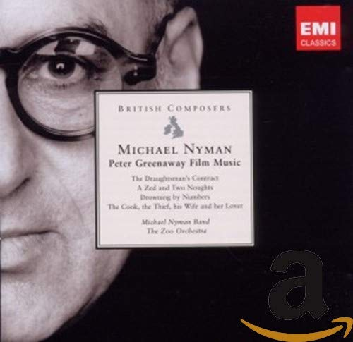Michael Nyman/Peter Greenaway Film Music