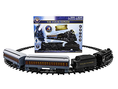 The Polar Express Lionel Christmas Tree Train Set