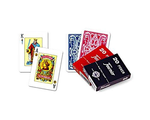 Fournier Outletdelocio. Pack de 2 Baraja española de Rabino-Remigio 55 Cartas. Total...