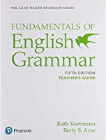 Fundamentals of English Grammar Teacher's Guide