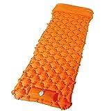 VOLADOR Inflatable Sleeping Pad Mat, Self-Inflatable Waterproof Camping Air Mattress with Pillow, Ultralight...