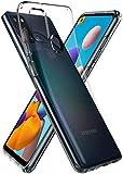COPHONE Hülle Kompatibel mit Samsung Galaxy A31 Transparent Silikon Schutzhülle für Galaxy A31 Hülle Clear Durchsichtige TPU Bumper Galaxy A31 Handyhülle