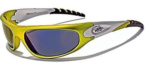 X-Loop 'Estilo Wrap' Gafas de Sol Unisex