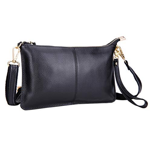 Piccola borsa a tracolla in pelle da polso pochette per le donne signora ragazza viaggio shopping borsa portafoglio telefono piccola spalla pacchetto