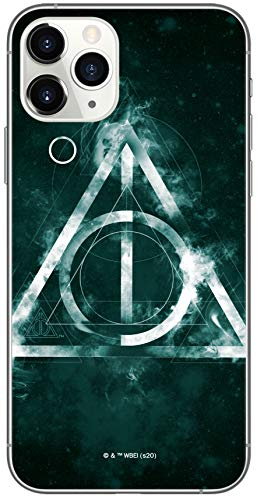 Cover originale e ufficiale con licenza Harry Potter per iPhone 11, cover in plastica TPU silicone per proteggere da urti e graffi