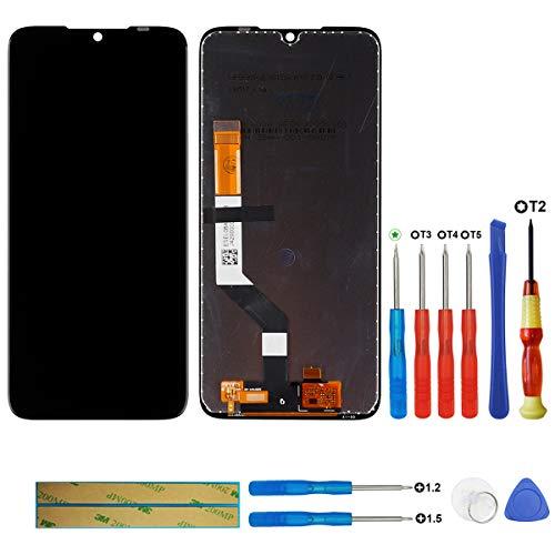 Swark Display LCD Compatible con Xiaomi Redmi Note 7 Negro Pantalla tactil digitalizador Cristal sin Marco de Montaje + Herramientas