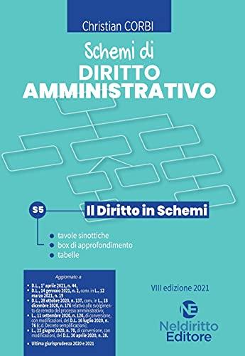 Schemi di diritto amministrativo. Nuova ediz.