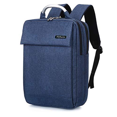 Alfheim Laptop Rucksack für Herren Damen für 13-14 Zoll Laptop,Wasserdicht&Mehrzweck&Leicht&Einfache und Elegante Notebook-Tasche für Schulreisen