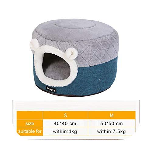 Petsupplies - Cama para perros y gatos (material suave)