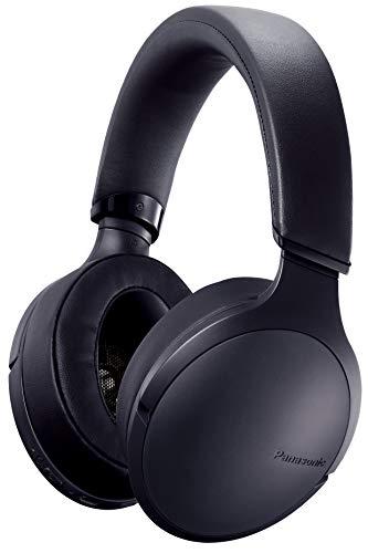 パナソニック RP-HD300B-K ブラック ワイヤレスヘッドホン Bluetooth対応