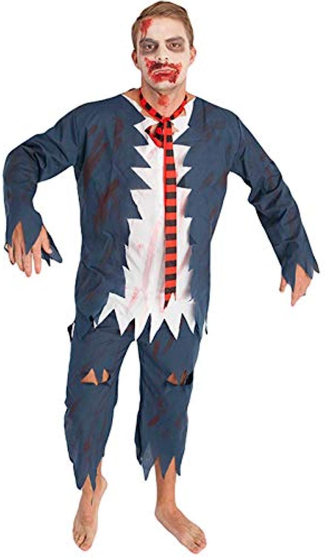 CUTPRICE High School Zombie Adult Student Teacher Costume
