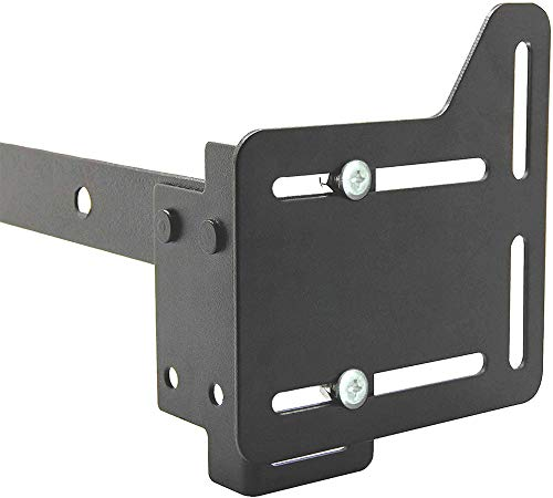 CAFORO Queen Bed Modification Plate, Headboard Attachment Bracket, Bed Frame Adapter Brackets, Bed Headboard Frame Conversion Kit Full to Queen Set of 2
