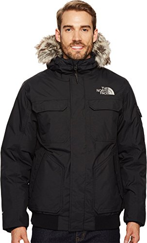 The North Face Men's Gotham Jacket III, TNF Black, 1X