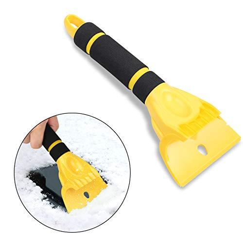 AUERVO Eiskratzer für Autos, Eisschnee, Frostschaber Windschutzscheibenschaber Schneefräser Schneeschaufel Werkzeug Wischer
