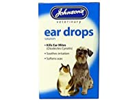 Contains natural pyrethrum to kill ear mites. For dogs and cats Softens wax, soothes irritation and therapeutic aid